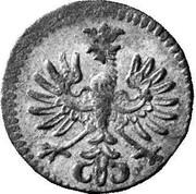¼ Kreuzer - Quadrans - Maria Theresia (Hall) -  obverse