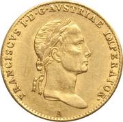 1 Ducat - Franz II -  obverse