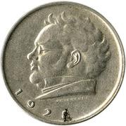 2 Schilling (Franz Schubert) – reverse