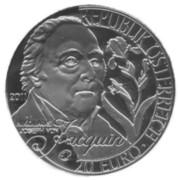 20 Euro (Nikolaus Joseph von Jacquin) -  obverse