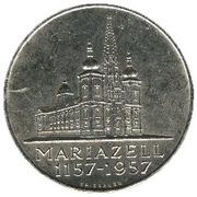 25 Schilling (Mariazell) -  reverse