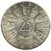 25 Schilling (Mariazell) -  obverse