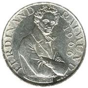 25 Schilling (Ferdinand Raimund) -  reverse
