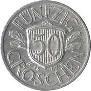 50 Groschen – reverse