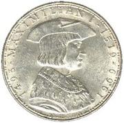 50 Schilling (Maximilian I) -  obverse