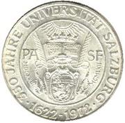 50 Schilling (Salzburg University) -  obverse