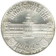 50 Schilling (Institute of Agriculture) -  obverse