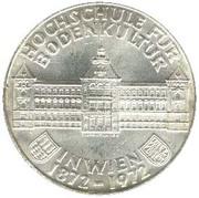 50 Schilling (Institute of Agriculture) -  reverse