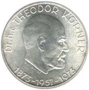 50 Schilling (Dr. Theodor Körner) -  reverse