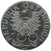100 Schilling (Innviertel) -  reverse
