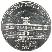 10 Euro (Hellbrunn Castle) -  reverse