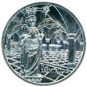 10 Euro (Nonnberg Abbey) -  obverse