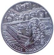 10 Euro (Göttweig Abby) -  obverse