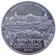 10 Euro (Göttweig Abby) -  reverse