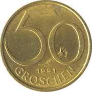 50 Groschen -  reverse