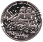 20 Euro (Novara) -  reverse