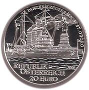 20 Euro (Sankt Georg) -  reverse