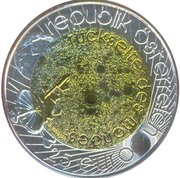 25 Euro (International Year of Astronomy) – obverse