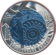 25 Euro (Renewable Energy) -  reverse