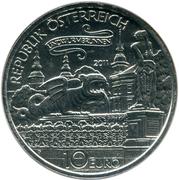 10 Euro (The Lindworm in Klagenfurt) -  reverse