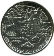 10 Euro (The Lindworm in Klagenfurt) -  obverse