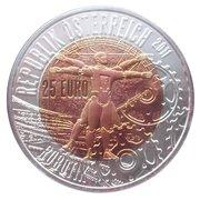 25 Euro (Robotics) -  obverse