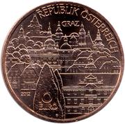 10 Euro (Steiermark) -  reverse