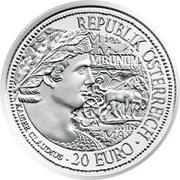 20 Euro (Virunum) -  obverse