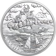10 Euro (Carinthia - Silver Issue) -  obverse