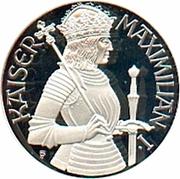 100 Schilling (Maximilian I) -  obverse