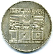 100 Schilling  (Gmunden) -  obverse