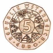 5 Euro (Viennese Waltz) -  obverse