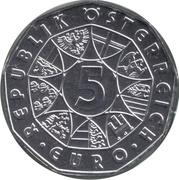 5 Euro (Schladming 2013) -  reverse