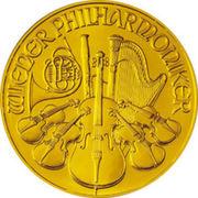 100 000 Euro (Vienna Philharmonic) -  obverse
