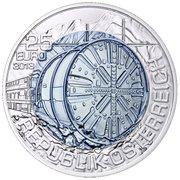 25 Euro (Tunneling) -  obverse