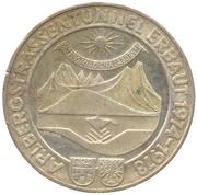 100 Schilling (Arlberg-Tunnel) -  obverse