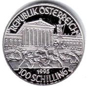 100 Schilling (First Republic) -  obverse