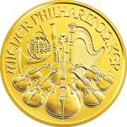 25 Euro (Vienna Philharmonic) -  obverse
