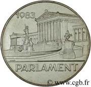 500 Schilling (Parliament Building) -  reverse