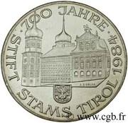 500 Schilling (Stams Stift in Tirol) -  obverse