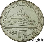 500 Schilling (Commercial Shipping) -  obverse