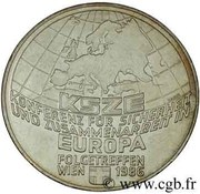 500 Schilling (European Conference) -  obverse