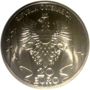 20 Euro (Reconstruction) -  obverse