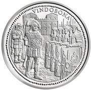 20 Euro (Vindobona) -  reverse
