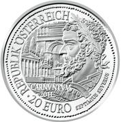 20 Euro (Carnuntum) -  obverse