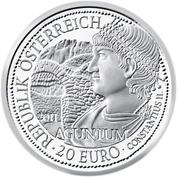 20 Euro (Aguntum) -  obverse
