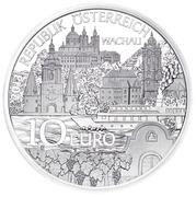 10 Euro (Niederösterreich - Silver Issue) -  obverse