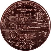 10 Euro (Niederösterreich) -  obverse