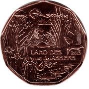 5 Euro (Land des Wassers) -  obverse