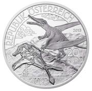 20 Euro (Jurassic) -  obverse